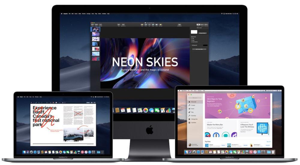 macos mojave mac 1000x552 La version finale de macOS 10.14.2 est disponible au téléchargement