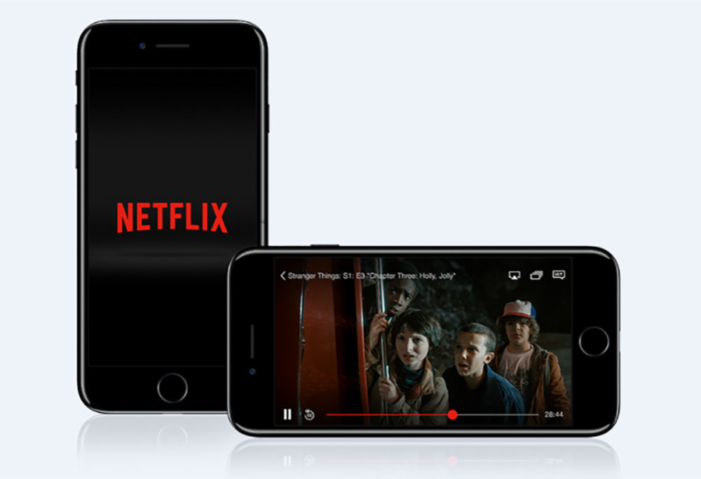 netflix iphone 1000x683 Payer son abonnement Netflix depuis lapplication iOS nest plus désormais possible