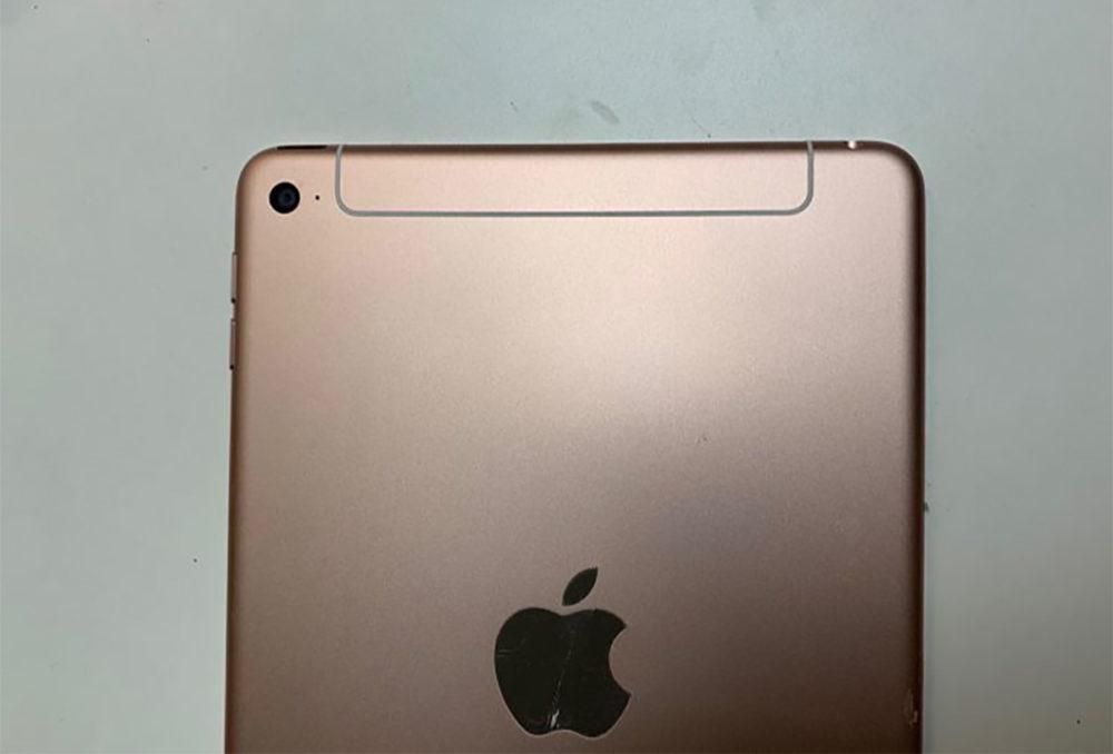 Images iPad mini 5 Fuite 1  1000x678 Les premières photos de l'iPad mini 5 circulent sur la toile ?