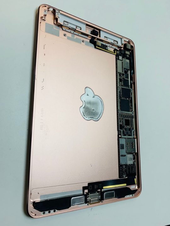 Images iPad mini 5 Fuite Les premières photos de l'iPad mini 5 circulent sur la toile ?