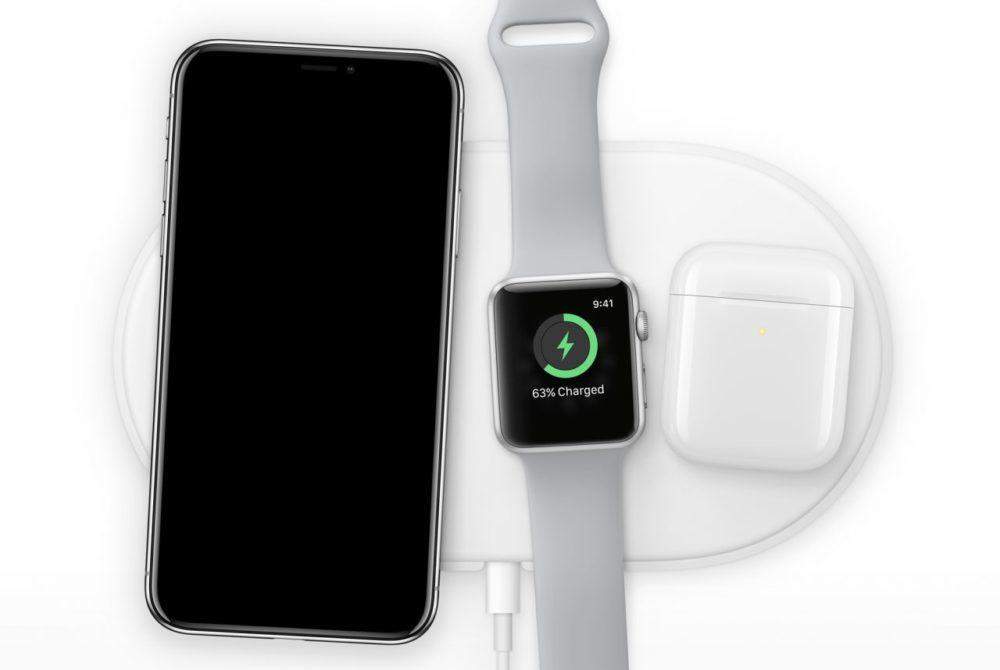AirPower Apple Chargeur 1000x670 Une keynote pour le 29 mars 2019 : AirPods 2, AirPower et de nouveaux iPad ?