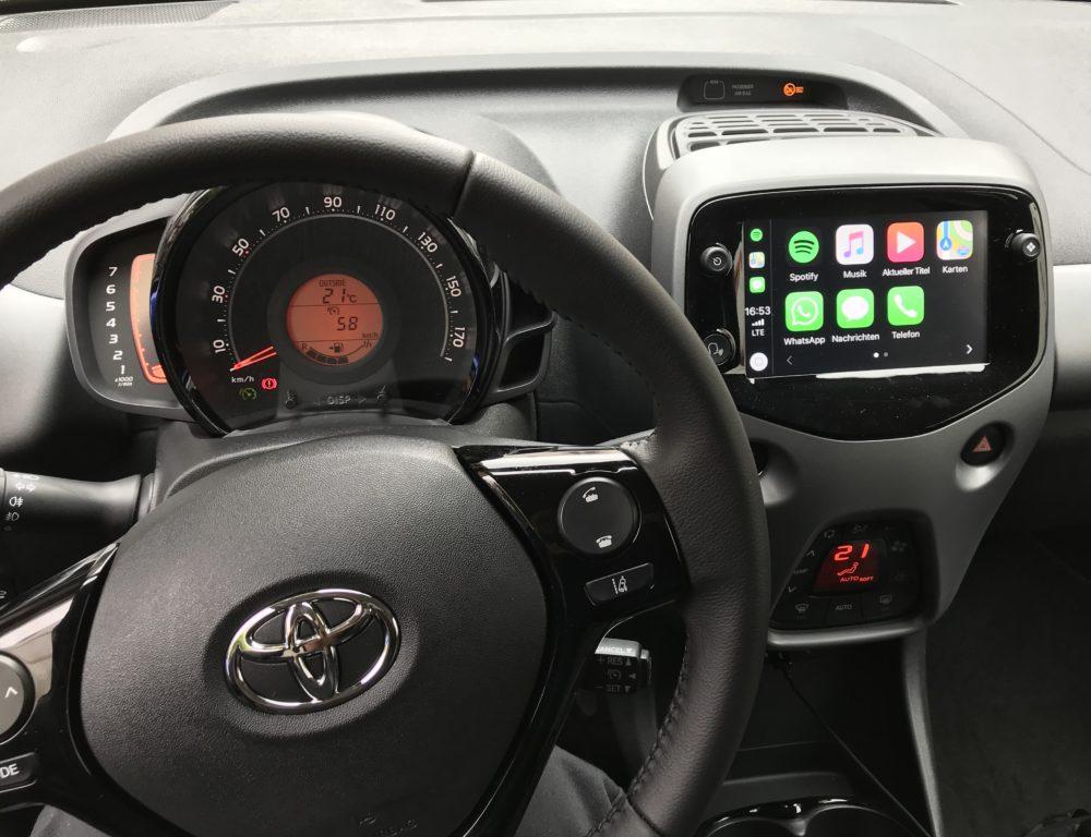 carplay Brevet : Apple veut améliorer la sécurité de votre voiture