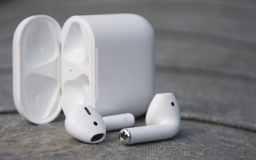 ecouteurs apple airpods 1000x625 Deuxième produit le plus vendu par Apple, 40 millions dAirPods seront écoulés en 2019 ?