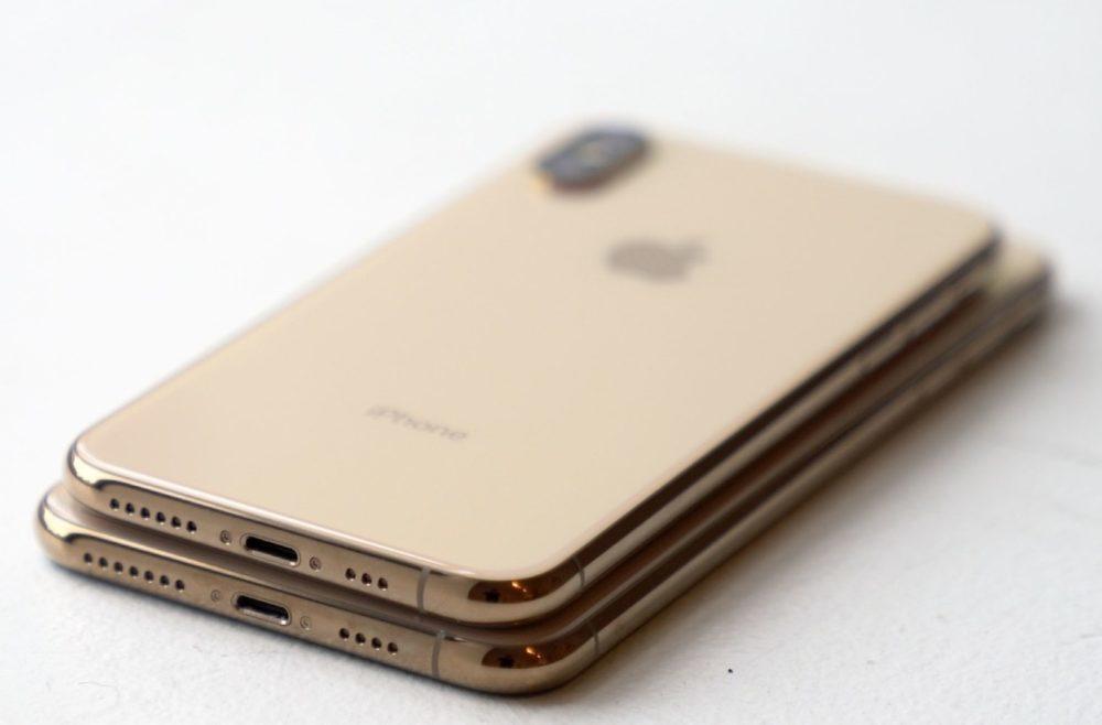 iphone xs lightning 1000x658 iPhone de 2019 : toujours le port Lightning ou ladoption du port USB C ?