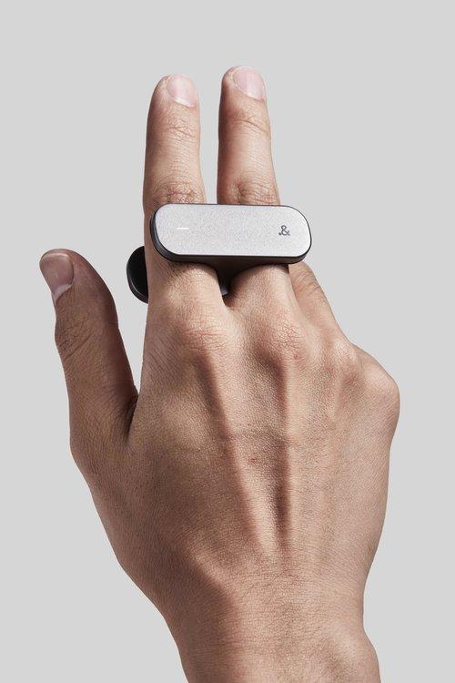 litho exemple Contrôler un appareil iOS avec une bague : un nouvel appareil futuriste