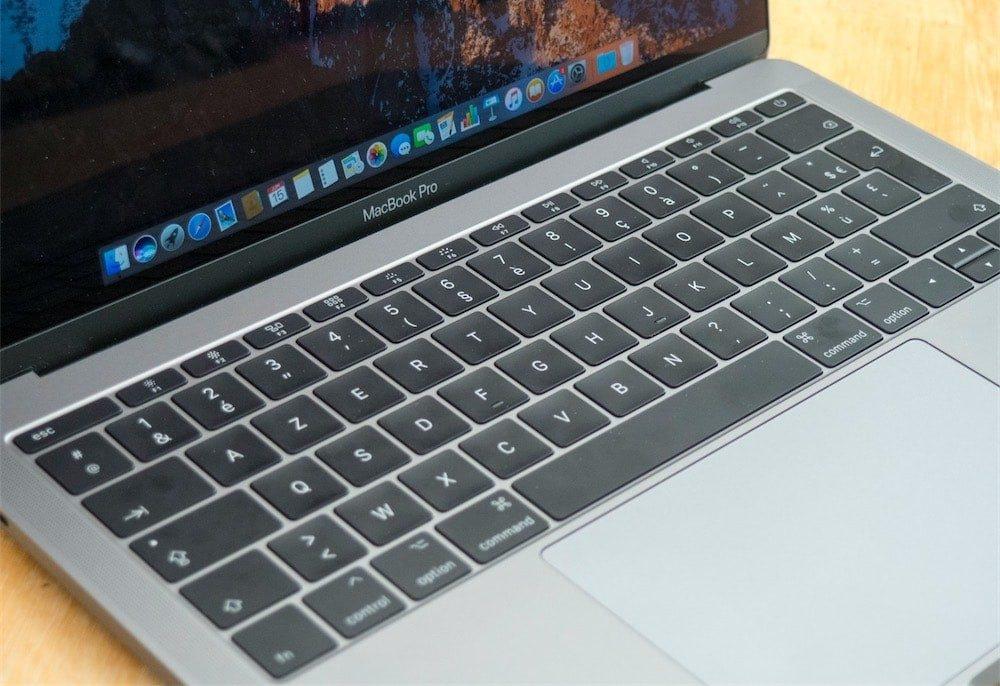 Clavier MacBook Pro 1000x686 Soucis avec le clavier papillon des MacBook : Apple sexcuse auprès des utilisateurs