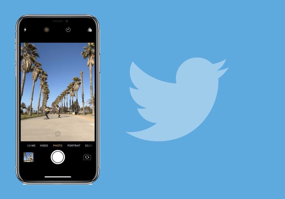 Live Photo Twitter Twitter annonce le support des Live Photos de liPhone sur son application iOS