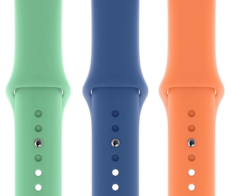 apple watch bracelets sport printemps 2019 Les bracelets Apple Watch et coques iPhone pour le printemps 2019 sont disponibles
