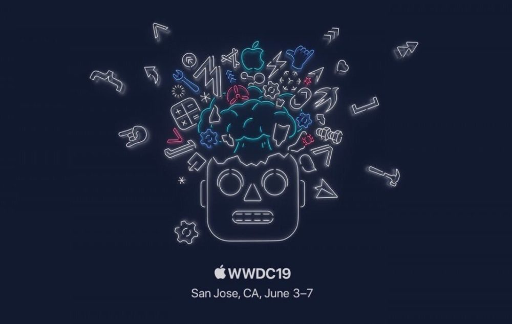 apple wwdc 2019 1000x633 La WWDC 2019 se déroulera du 3 au 7 juin : iOS 13, macOS 10.15 et plus