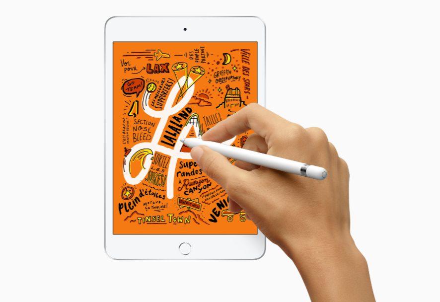 iPad mini 5 iPad Air 10,5 pouces et iPad mini 5 dévoilés : A12 Bionic, Apple Pencil, prix et disponibilité