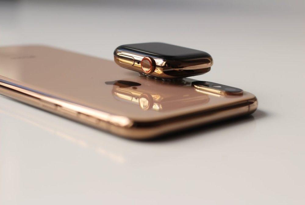 iPhone 2019 Wireless Charging Apple Watch Les iPhone de 2019 pourraient recharger sans fil lApple Watch et les AirPods