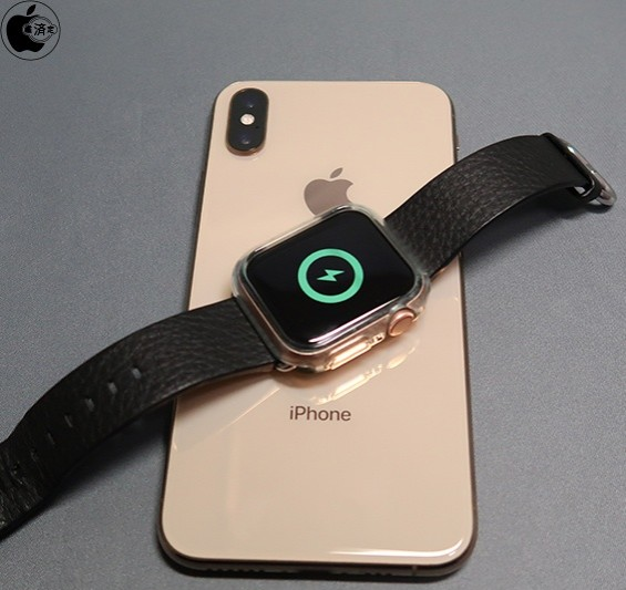 iPhone 2019 Wireless Charging Les iPhone de 2019 pourraient recharger sans fil lApple Watch et les AirPods