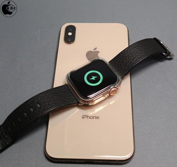 iPhone 2019 Wireless Charging Les iPhone de 2019 pourraient recharger sans fil lApple Watch et les AirPods
