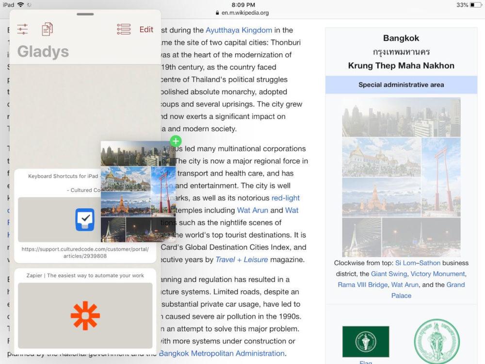 image 20 applications iPad pour booster votre productivité