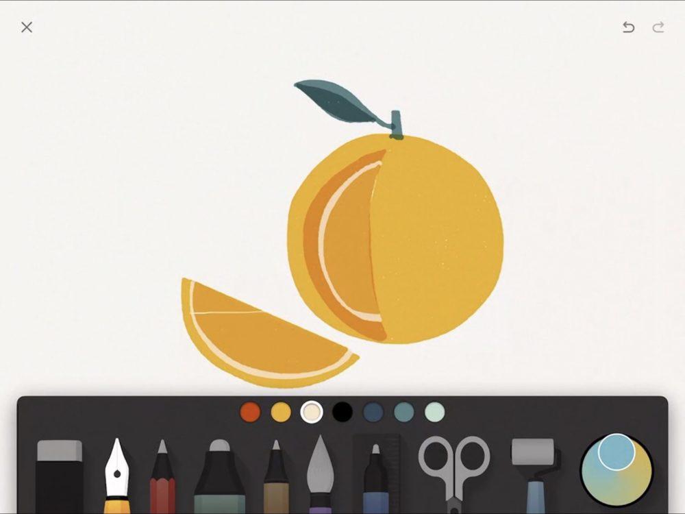 ipad application Paper 20 applications iPad pour booster votre productivité