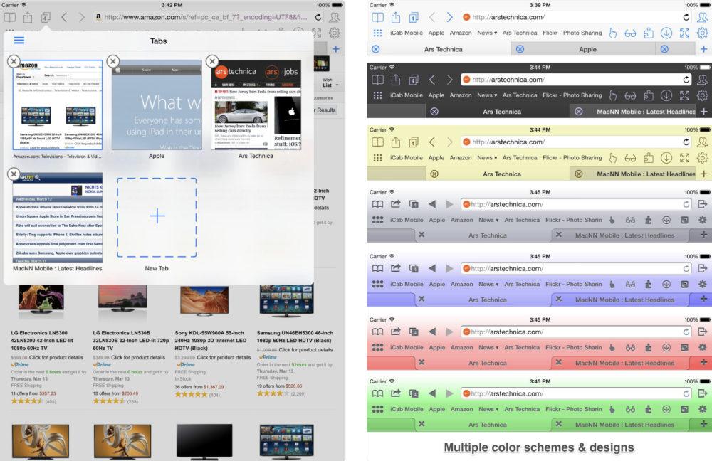 ipad application icab 20 applications iPad pour booster votre productivité