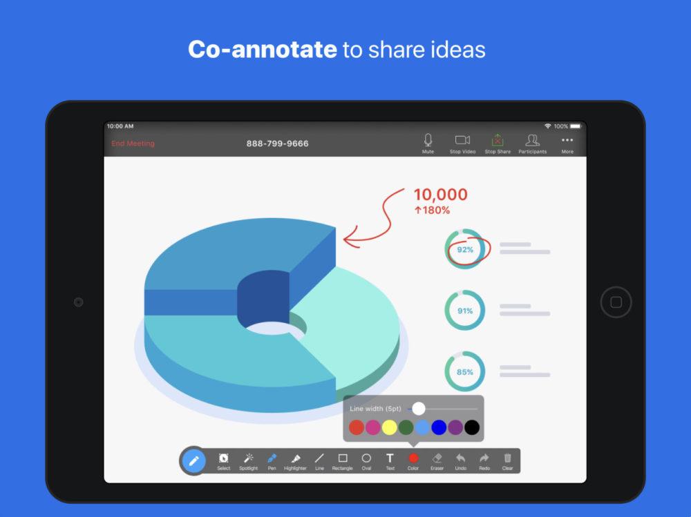 ipad application zoom 20 applications iPad pour booster votre productivité