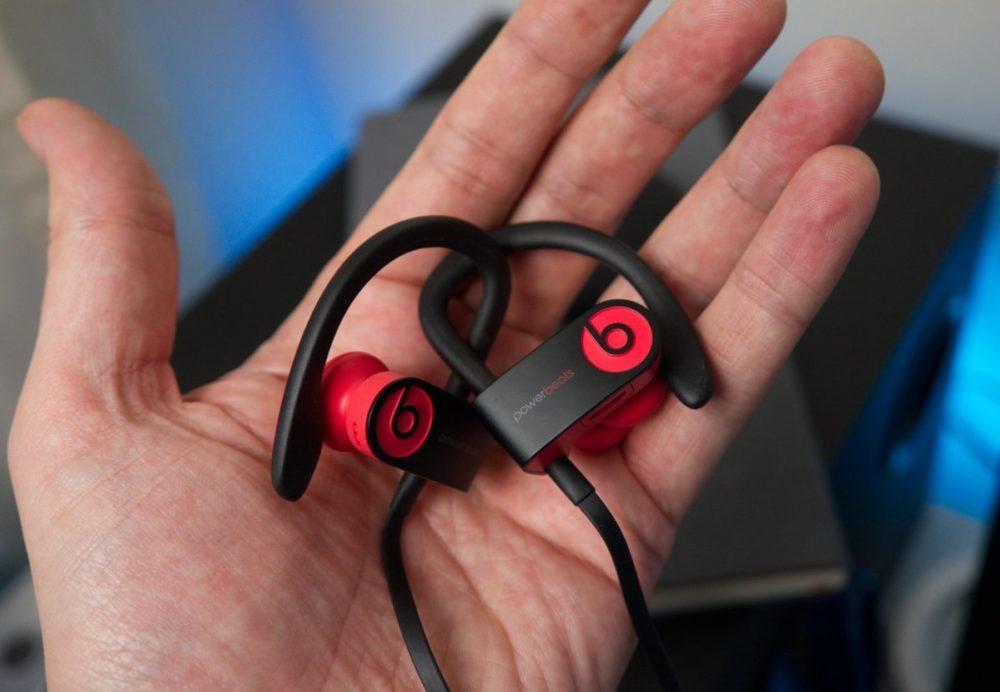powerbeats 3 wireless Après les AirPods 2, Apple pourrait lancer de nouveaux Powerbeats sans fil