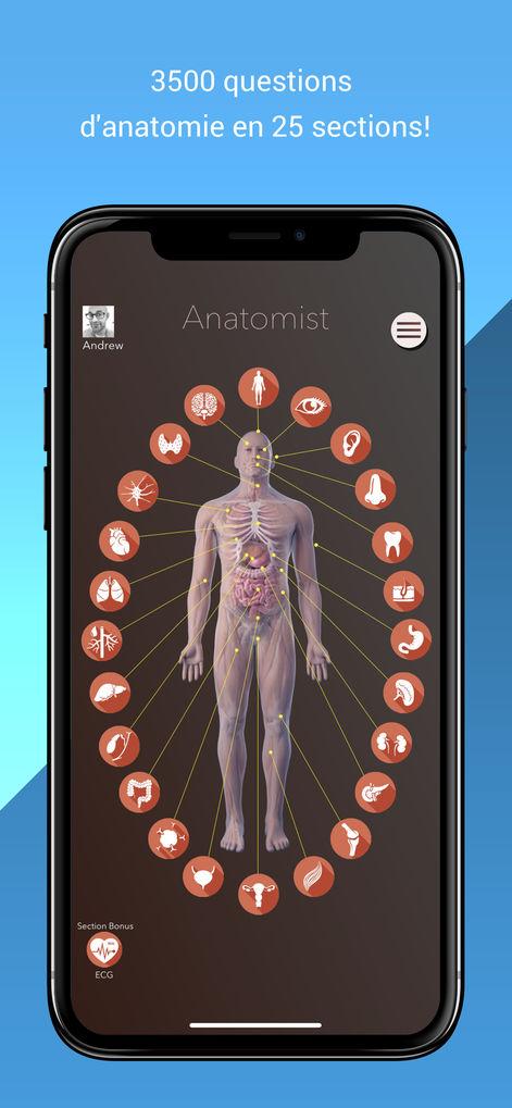 Anatomist Bons plans App Store du 24/04/2019