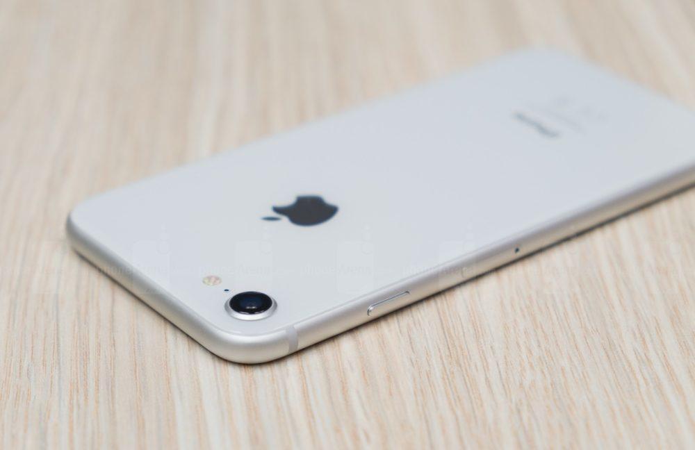 Apple iPhone 8 Argent Dos 1000x648 Une rumeur parle dun iPhone de 5,4 pouces avec Face ID et le design de liPhone 8 ?