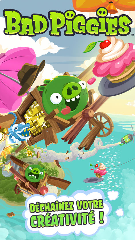 Bad Piggies Bons plans App Store du 24/04/2019