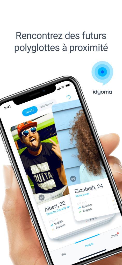 Idyoma Bons plans App Store du 22/09/2021