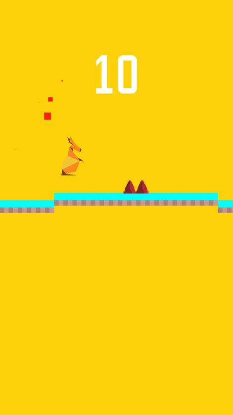 Jumpy Kangaroo Bons plans App Store du 29/04/2019