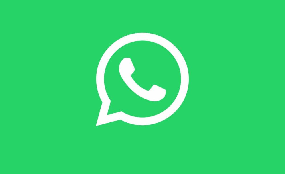WhatsApp Logo 1000x611 WhatsApp serait en train de travailler sur le transfert de conversations entre iOS et Android
