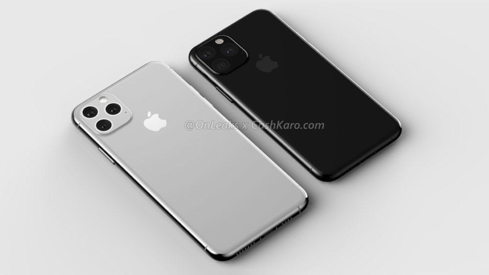iPhone XI vs iPhone XI Max 5K3 min 1000x563 iPhone de 2020 : la 5G et de nouvelles tailles décran OLED