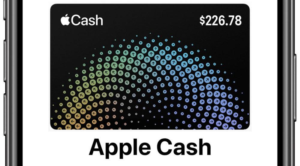 Apple Cash 1000x553 Apple Pay Cash sappelle maintenant Apple Cash
