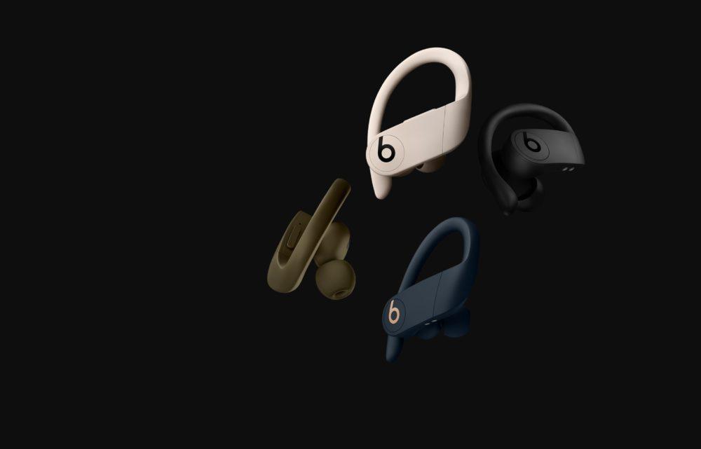 Ecouteurs Powerbeats Pro Apple 1000x641 Powerbeats Pro : une rumeur parle de larrivée de 4 nouvelles couleurs