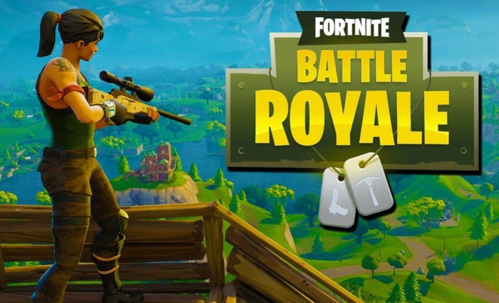 Fortnite Battle Royal 1000x608 Les jeux Battle Royale sur mobile ont cumulé plus de 2 milliards de dollars