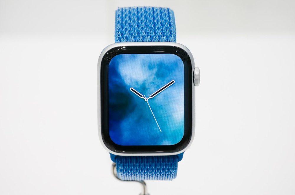 apple watch series 4 silver 1000x661 Les nouveautés qui pourront débarquer avec watchOS 6