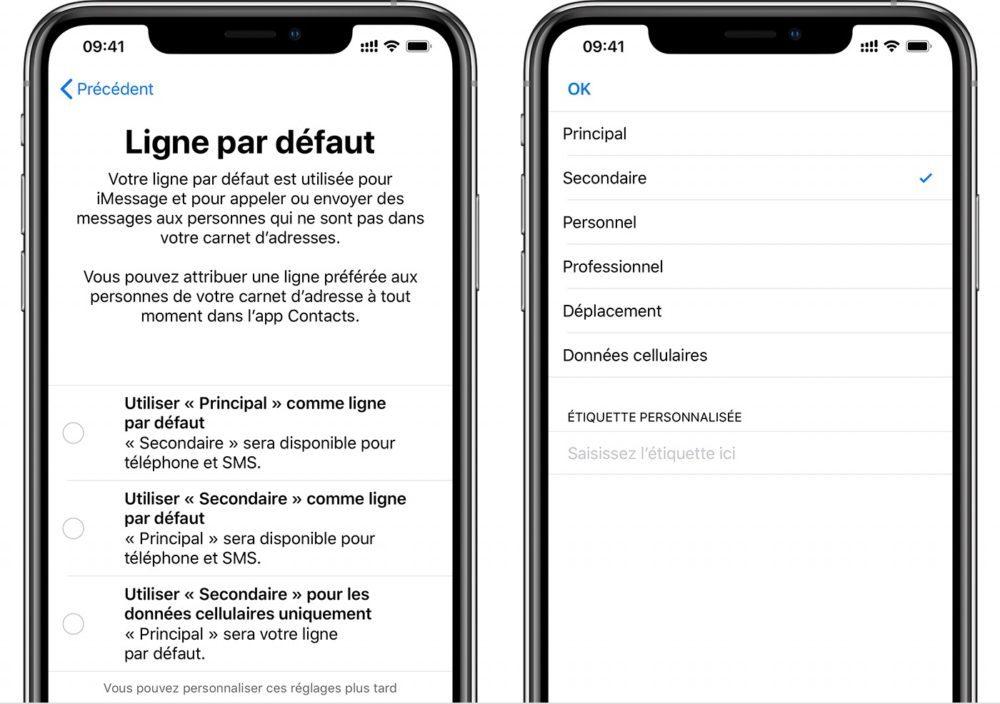iPhone Apple eSIM 1000x704 LeSIM sur iPhone est désormais proposée par SFR pour la somme de 10 euros