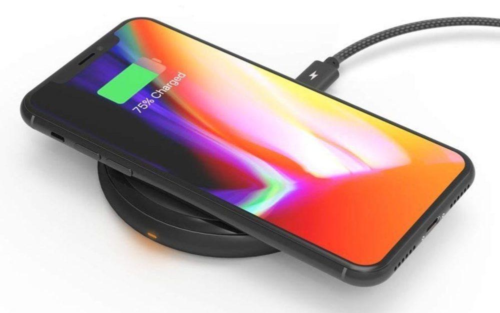iPhone Qi Charging 1000x627 Apple aurait surestimé lautonomie annoncée sur les iPhone