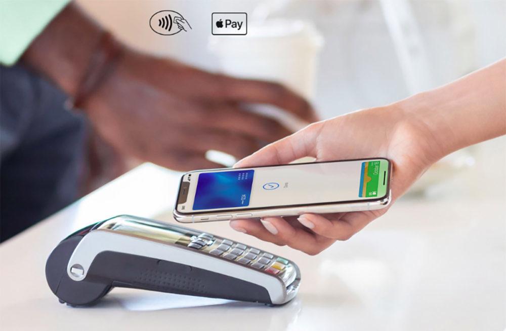 Apple Pay Pays Bas 1000x653 Apple Pay : le service de paiement sans contact dApple arrive aux Pays Bas