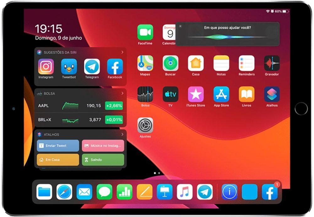 Futur Siri iPadOS 1000x692 Siri pourrait occuper moins de place sur lécran de liPad quand on linvoque