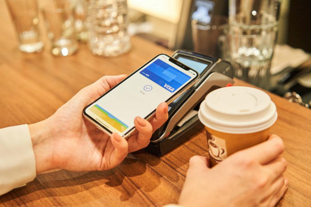 Payer Avec Apple Pay 1000x667 Apple Pay est enfin disponible au Crédit Agricole