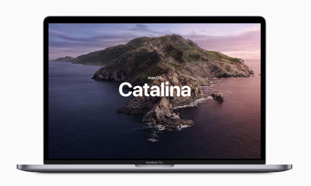 WWDC macOS Catalina 10 15 1000x600 WWDC 2019 : macOS Catalina 10.15 annoncé ; adieu iTunes, arrivée de Musique, Podcasts, TV, Find My