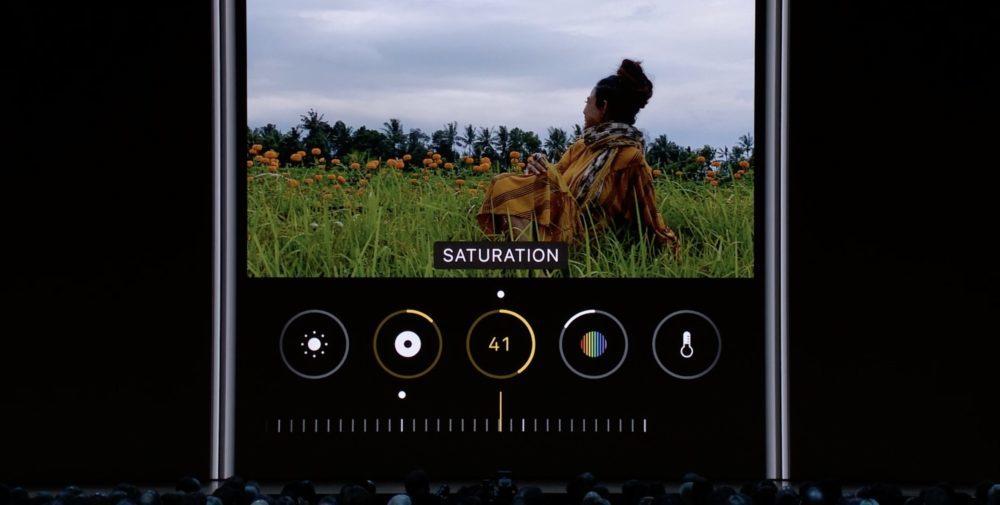 iOS 13 Photos 3 1000x505 WWDC 2019 : iOS 13 arrive avec le mode sombre, nouveau clavier et plus encore