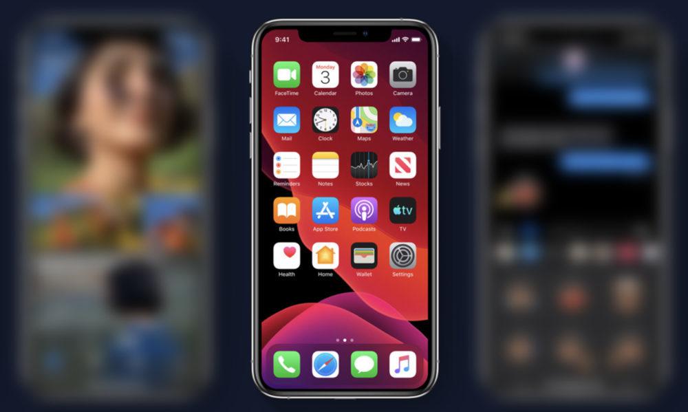 iOS 13 iPhone 1000x599 iOS 13 : choisir un réseau Wi Fi ou un appareil Bluetooth depuis le Centre de contrôle