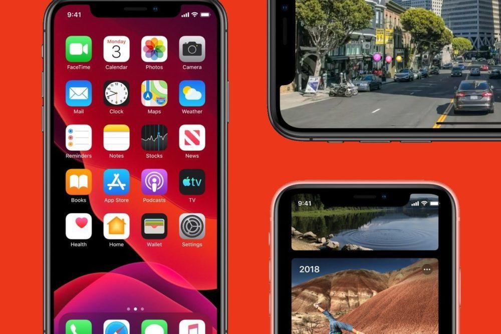 iOS 13 iPhone iPad 1000x667 Bêta 1 diOS 13.5.5 et diPadOS 13.5.5 sont disponibles