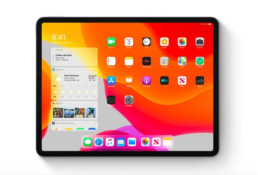 iPadOS 13 ipad compatibles 1000x680 Voici les iPad compatibles avec iPadOS 13