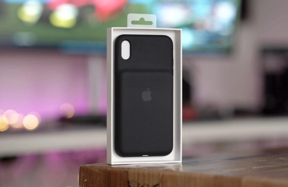 iPhone XS Max XR Smart Battery Case 1000x649 Smart Battery Case iPhone XS/XS Max/XR : un programme de remplacement gratuit lancé par Apple