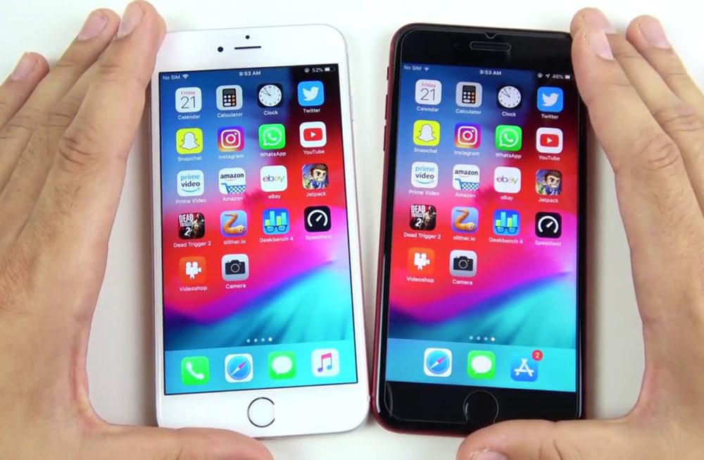 iPhone iOS 12 1000x653 Apple publie iOS 12.4.5 sur iPhone et iPad qui ne sont pas compatibles iOS 13 et iPadOS 13