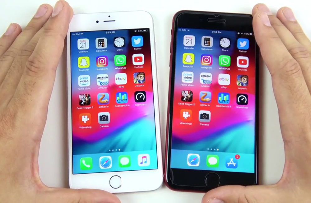iPhone iOS 12 1000x653 iOS 12.4.7 est disponible sur les iPhone et les iPad incompatibles avec iOS 13