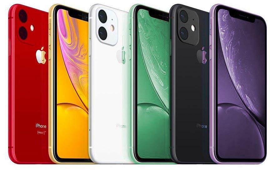 iphone 2019 De nouveaux iPhone référencés en Russie pour fin 2019