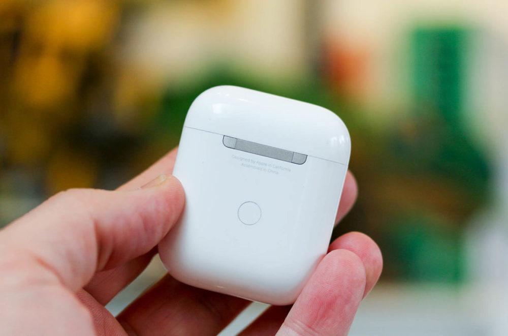 Apple Airpods 2 Generation 1000x661 Apple va débuter la production test des AirPods au Vietnam