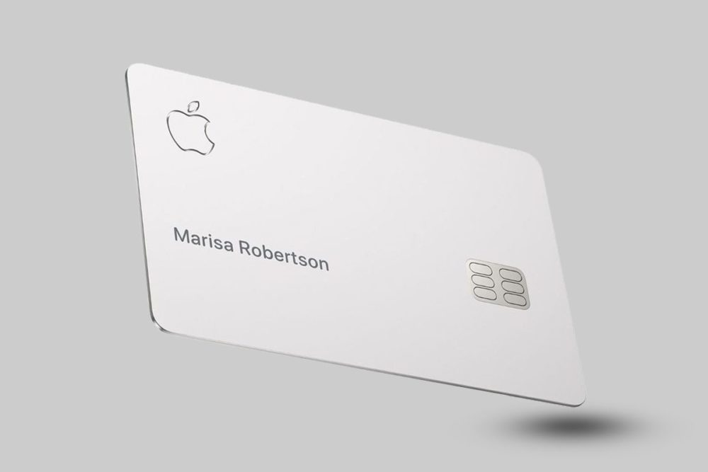 Apple Card 1000x667 Tim Cook confirme que lApple Card sera lancée août
