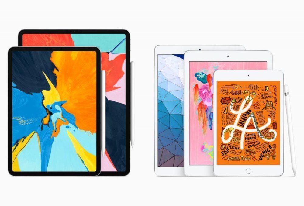 Apple iPad Pro iPad 1000x678 Des références de 2 nouveaux iPad retrouvés dans la base de données de la Commission économique eurasienne
